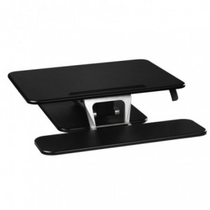 Hama Attachment for Sit-stand Workstation - M (80.0 x 52.0) Black
