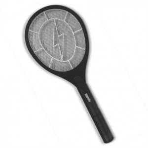 Tevo Magneto Electric Insect Swatter 2000V- Super-Efficient At Exterminating All Flying Insects