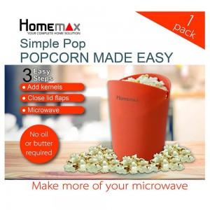 HomeMax Simple Pop - Popcorn Maker