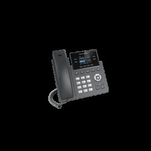 Grandstream 2-Line Carrier Desk Phone with PoE