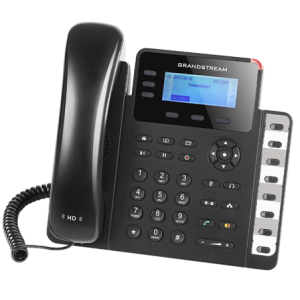 Grandstream Entry Level 3-Line Desk Phone (Gigabit)