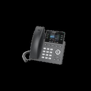 Grandstream 3-Line Carrier Desk Phone with PoE