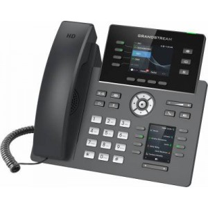 Grandstream 4-Line Carrier Desk Phone with PoE