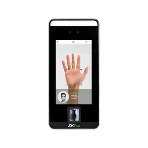 ZKTeco - SpeedFace V5 Facial, Fingerprint, Palm &amp RFID Indoor Stand Alone Access Control Terminal