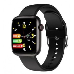 Polaroid Fit Square Full Touch Active Watch - Black