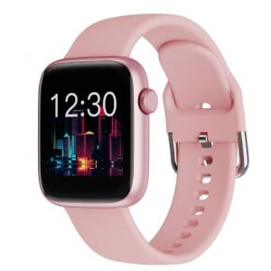 Polaroid Fit Square Full Touch Active Watch - Pink