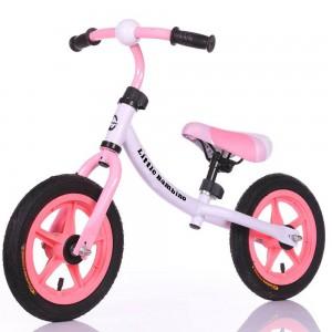 Little Bambino Bicycle Adjustable Seat - Pink