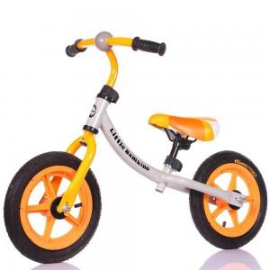 Little Bambino Bicycle Adjustable Seat - Orange