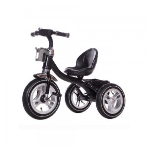 Little Bambino Tricycle High Chair+ Storage - Black