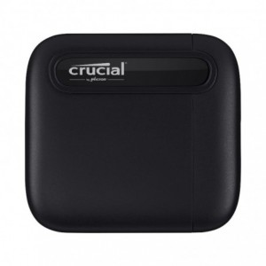 Crucial X6 500GB Portable SSD