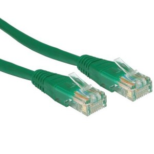 Unbranded CAT620CMG  CAT6 20cm Patch Cord Green