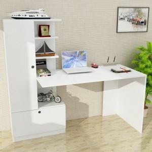 Homemark Domingos Calisma Masasi Beyaz Desk - White