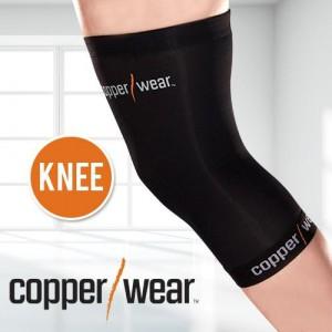 Homemark Copper Wear Knee Sleeve - Small