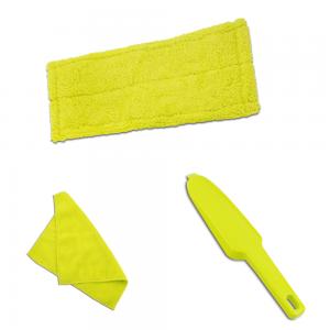 Homemark Titan Twist Mop 3 Pack Accessories