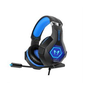 Microlab G7 Pro Gaming Headset W/Mic-Black/Blue