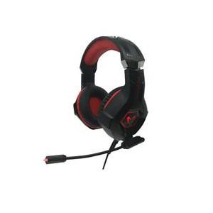 Microlab G7 Pro Gaming Headset W/Mic-Black/Red