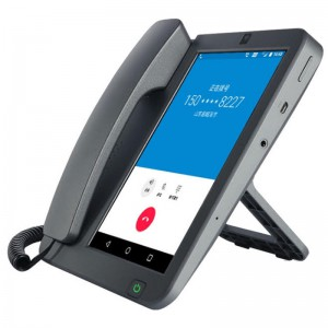Smart VoLTE Android Desk Phone Office Videophone RLP 21030