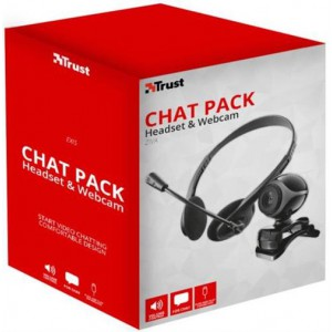 Trust 2 In 1 Chat Pack