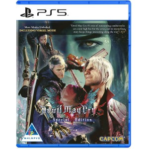 PlayStation 5 Game - Devil May Cry Special Edition