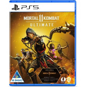 PlayStation 5 Game - Mortal Kombat 11 Ultimate