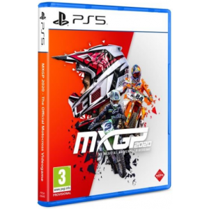 PlayStation 5 Game - MXGP 20
