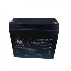 Power Kingdom BA1205T 12V 18AH Battery (Branded ATM Power)
