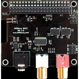 HIFIBERRY DAC2 Pro Digital to Analogue Converter