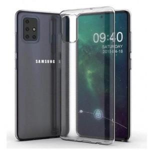 Tuff-Luv Gel Case for Samsung Galaxy  S21 - Clear (5055261883577)