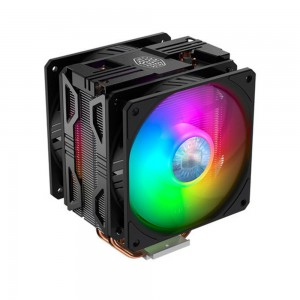 Cooler Master Hyper 212 ARGB Air Tower 120mm Fan Upgradable to Dual Fan 4 Heat Pipes