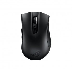 Asus ROG Strix Carry Optical Gaming Mouse with Dual 2.4ghz/Bluetooth Wireless