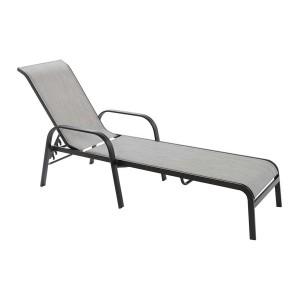 Pool Recliner - White
