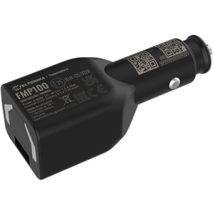 Teltonika Plug and Play Tracker with GNSS, GSM, Bluetooth Connectivity