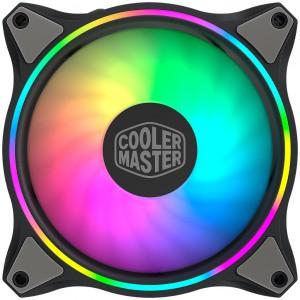 Cooler Master MasterFan MF120 Halo ARGB 120mm Fan Halo Lighting
