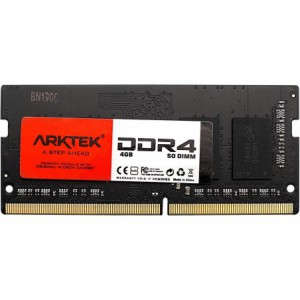 Arktek 4GB DDR4 2666Mhz Laptop Memory