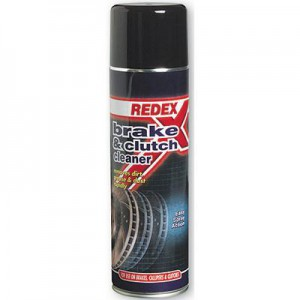 REDEX BRAKE AND CLUTCH CLEANER