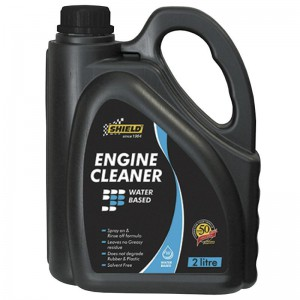 SHIELD ENGINE CLEANER