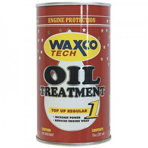 OIL TREATMENT FOR NEW CARS