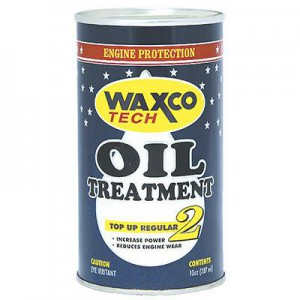 OIL TREATMENT FOR OLD CARS