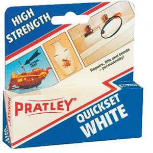 Pratley Quickset White Glue