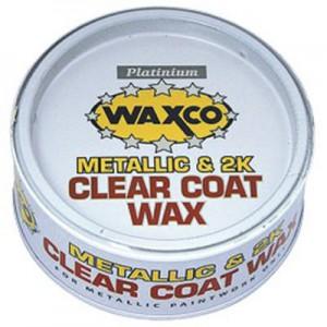 PLATINUM CLEAR COAT WAX