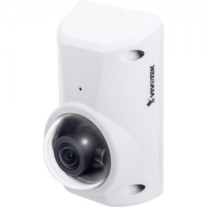 Vivotek 3MP Indoor/Outdoor Anti-Ligature Fisheye Network Camera