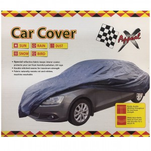 CAR COVER - NYLON: LARGE
