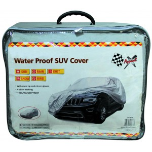 SUV & BAKKIE (WITH CANOPY) COVER - WATERPROOF