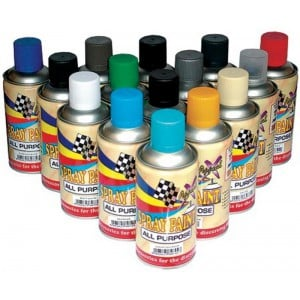 SPRAY PAINT SUNFLOWER YELLOW 250 - AX019 (X-APPEAL)