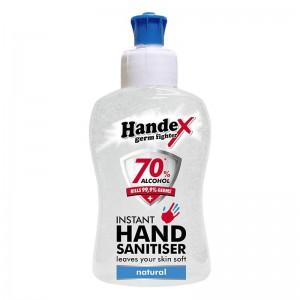 HANDEX HAND SANITISER 70% NATURAL - 250ML