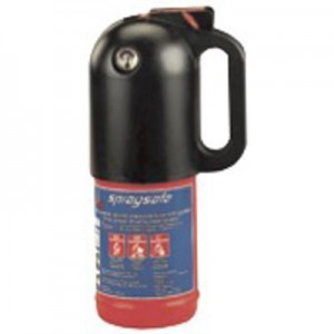 FIRE EXTINGUISHER - FIRE-15 (START MY CAR)