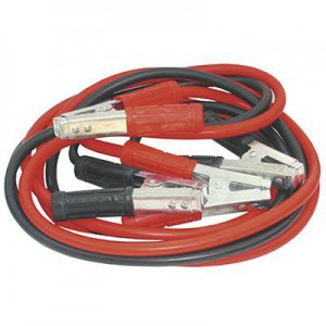 BOOSTER CABLES - 3.5M / 800AMP