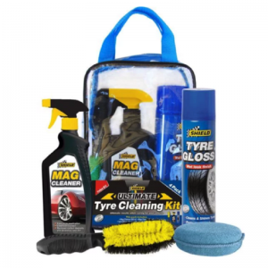 SHIELD TYRE CLEANING KIT