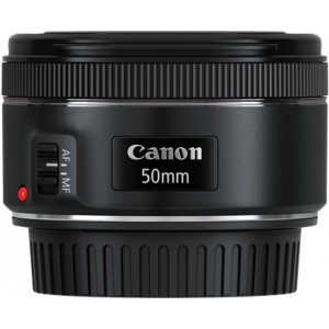 Canon EF 50 mm F 1.8 STM Lens