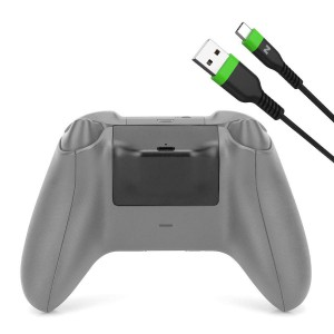 Nitho XBX Charge & Play Kit  1x Battery Pack 18h Continuous Playing + 3m Charge & Play Cable